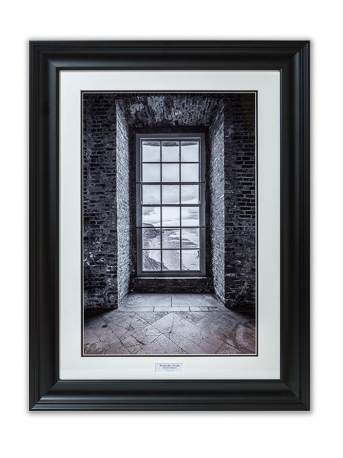 Mussenden Temple Window