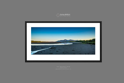 The Mournes Dusk