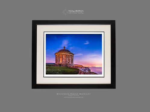 Mussenden Temple Midnight