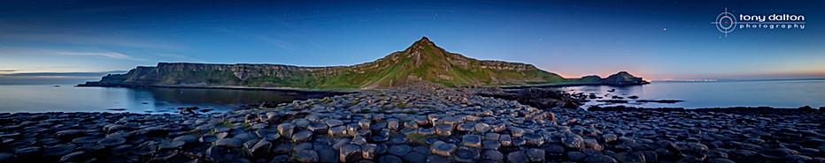 Midnight Giant's Causeway
