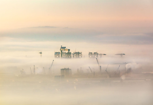 Harland and Wolff Cranes, Belfast