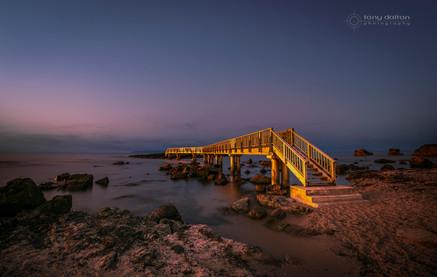 Pan Rocks Midnight, Ballycastle