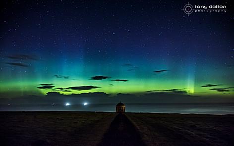 St Patrick's Aurora Mussenden