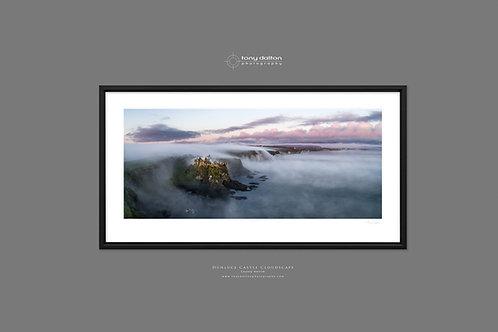 Dunluce Castle Cloudscape