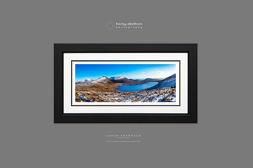 Lough Shannagh, The Mournes,
