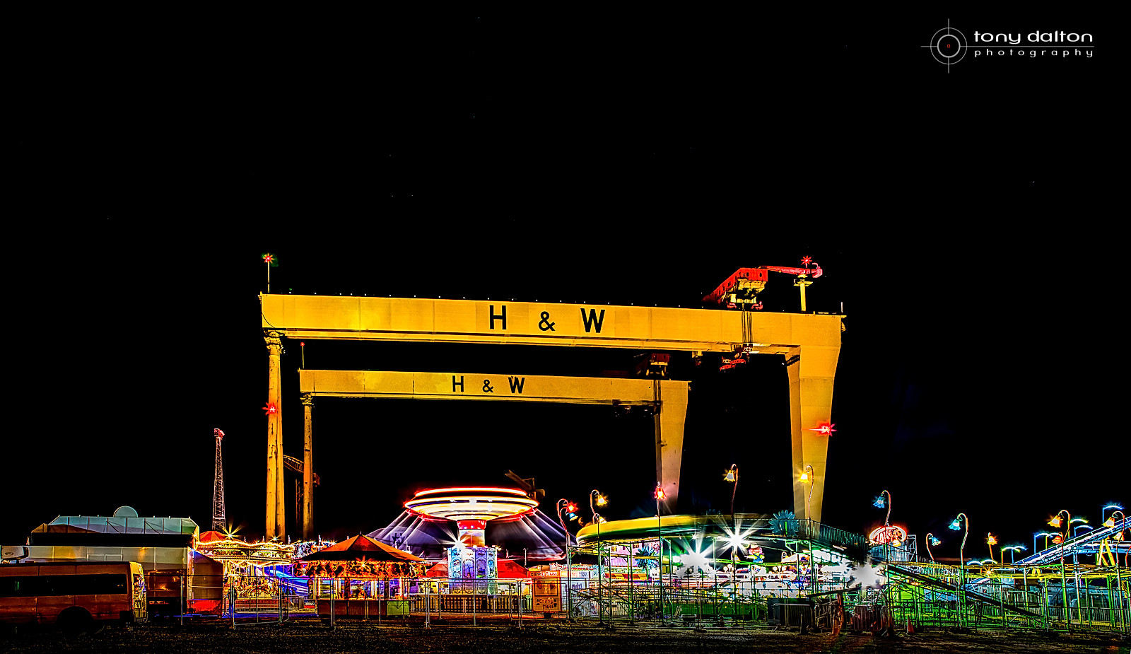 Harland & Wolff Fun Fair