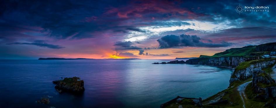 Carrick-a-Rede Sunrise