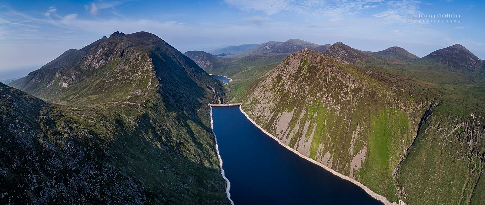 Ben Crom Reservoir, the Mournes