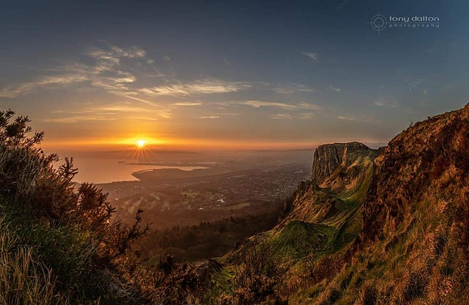 Cavehill Sunrise