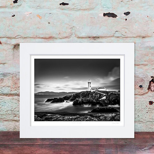Fanad Head Lighthouse (BW)