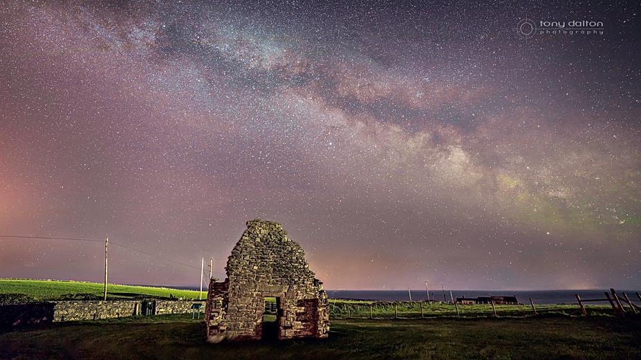 St.John's Point Milky Way