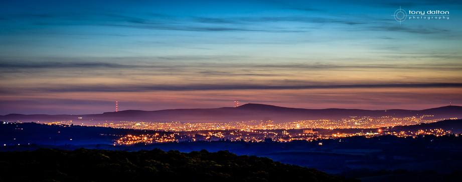 Belfast City Lights