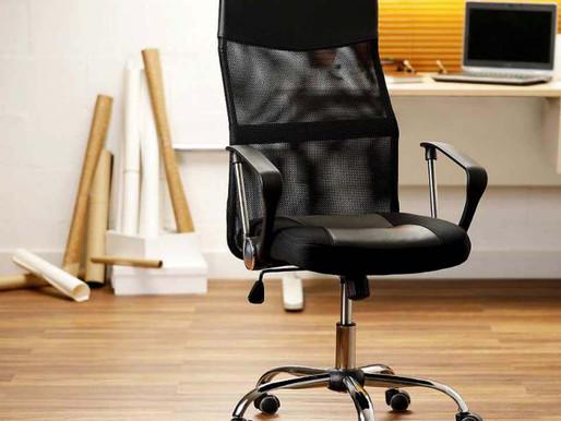 Por que investir na compra de uma cadeira de escritório adequada?