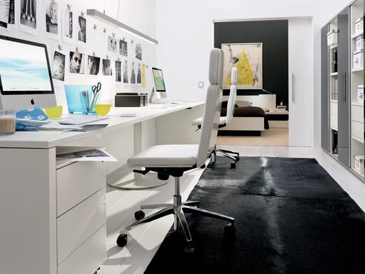 Crie seu espaço de estudos e trabalho em casa