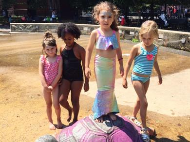 Mermaid Week Day 1