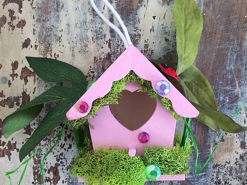 Make Your Own Faery House