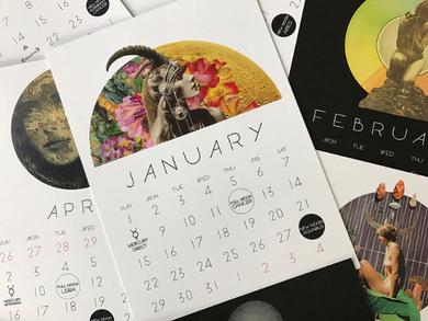 January Goddess Wish List - Over the Moon