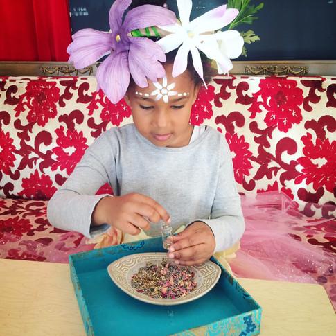 Wild Fairy Flower Crown