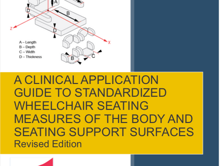 Unificación del lenguaje para la evaluación de sillas de ruedas