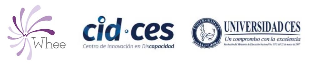 Whee, educación para la inclusión y Centro de Innovación en Discapacidad, Universidad CES