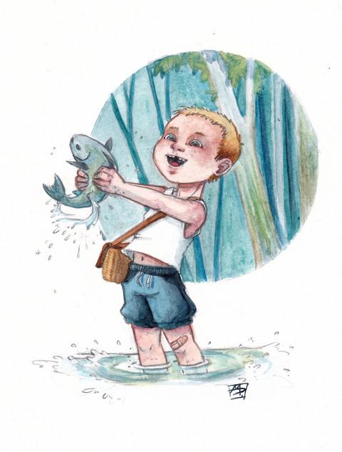 Jour de pêche