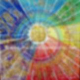 Peinture vibratoire-inspirée