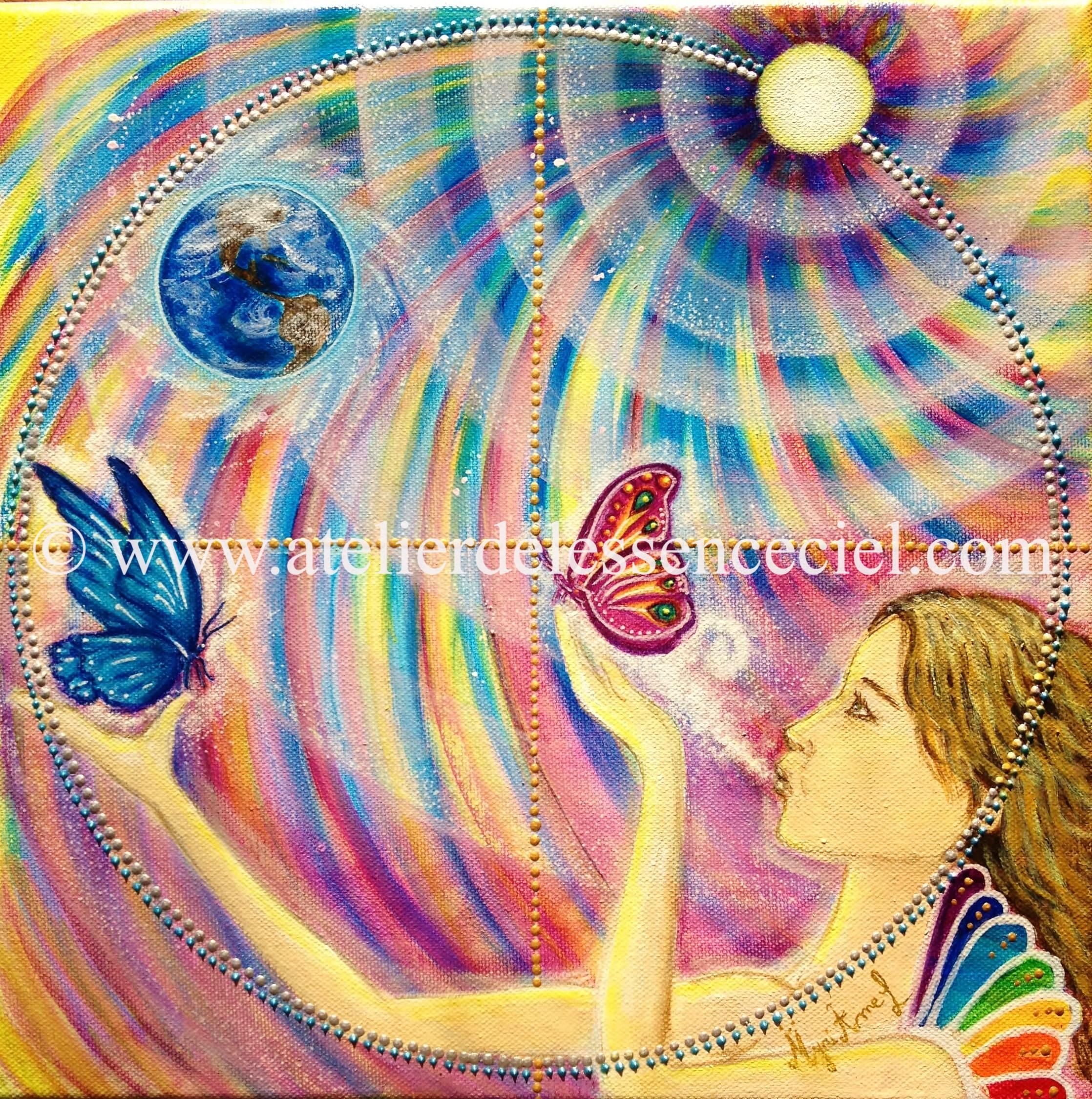 La vibration sacrée