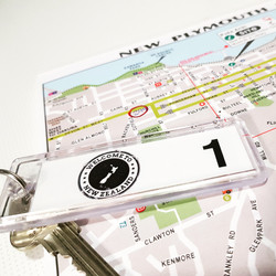 map n key