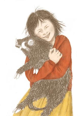 Annika und das Annika und das Angstschwein_Luise Mirdita