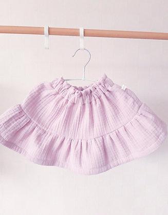 Baby rokje Molly mini licht lila/roze