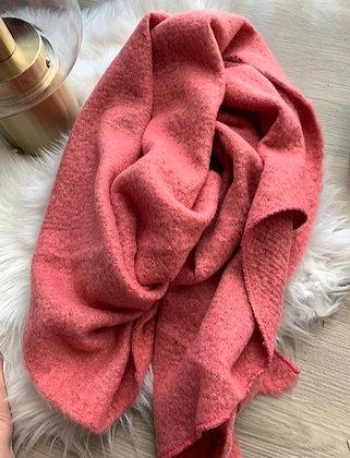 Sjaal Licht of oud-roze