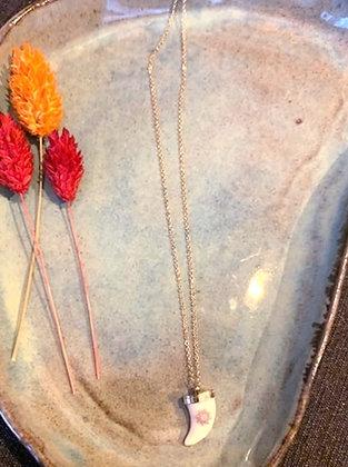 FLOWBILLIES Necklace Gold