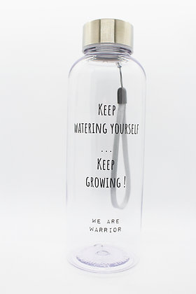Reusable waterbottle 'Warrior'