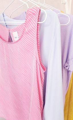 Pink top/blouse Ichi Size L