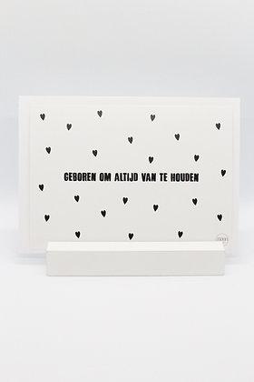 Card + envelop