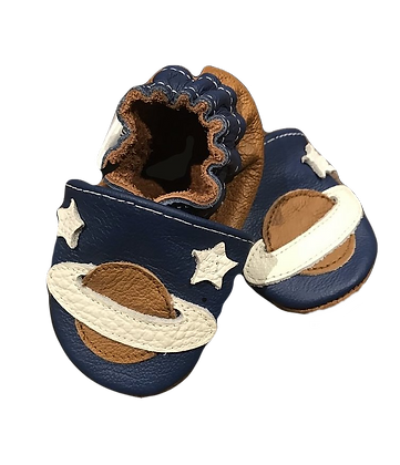 Baby shoes Space blue
