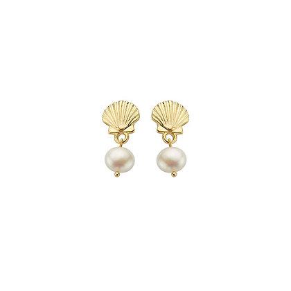 earrings Parla gold