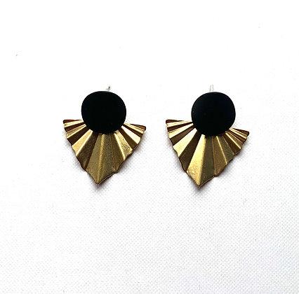 MARIE FRISINE Earrings Waaier