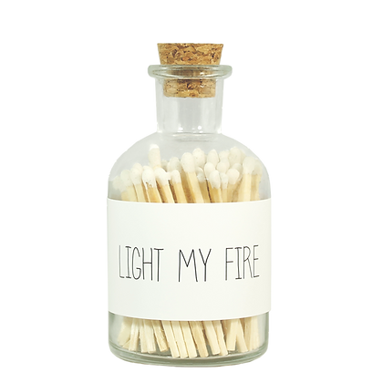 Lucifers 'Light my fire'