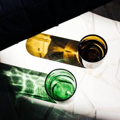 IWAS Drinkglazen set 'Olive'