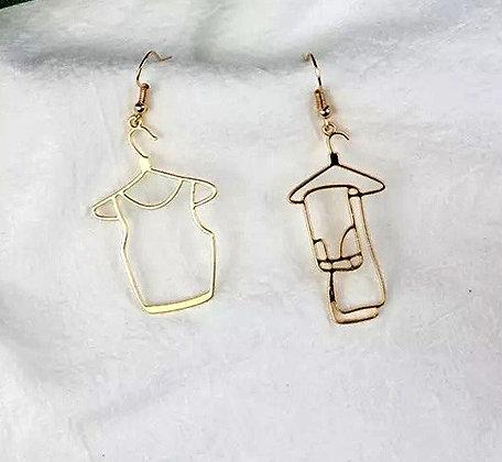 MARLEN STORM Earrings Laundry