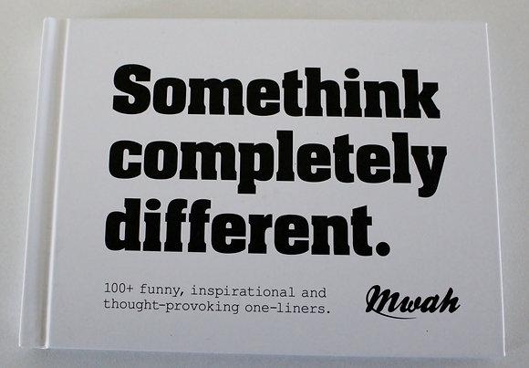 Boekje 'Somethink completely different'