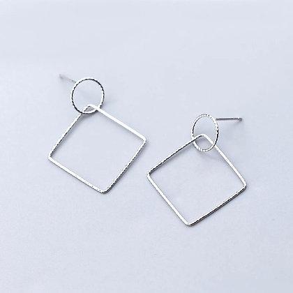 MARLEN STORM Earrings Triangle