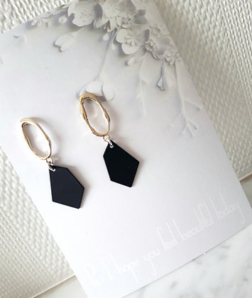 MOON The Sofie earrings