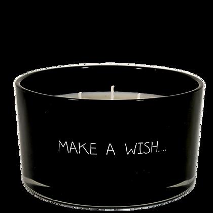 Soya candle 'Make a wish'