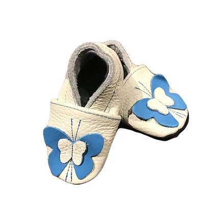 Baby shoes Papillon