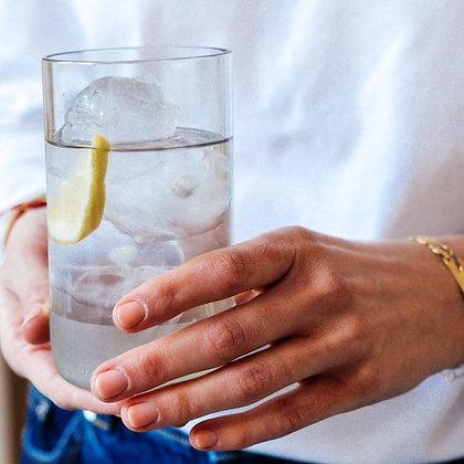 IWAS Drinkglazen set 'Clear'