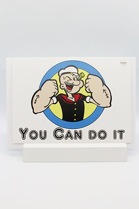 card Popeye