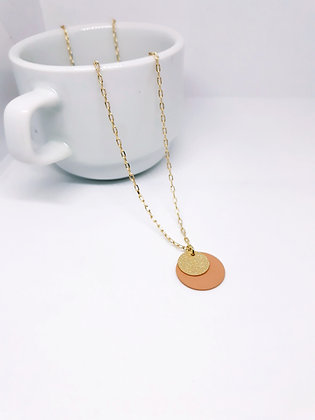 MADEBYMIE Necklace gold