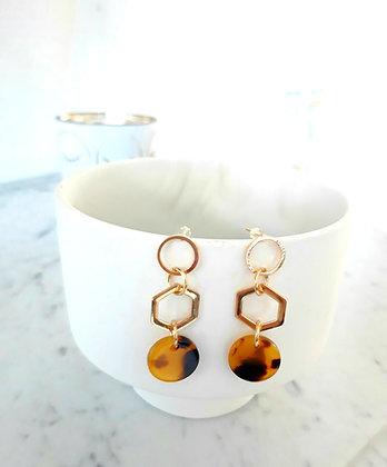 MOON The Tina earrings